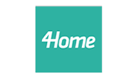 4home logo kot rabatowy