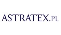 astratex logo kot rabatowy