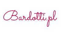 bardotti logo kot rabatowy