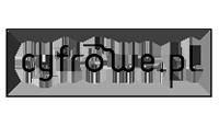 cyfrowe.pl logo kot rabatowy