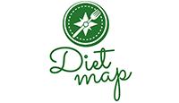 dietmap logo kot rabatowy