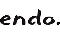 endo logo kot rabatowy