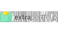 extraportfel logo kot rabatowy