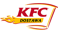 kfc dostawa logo kot rabatowy