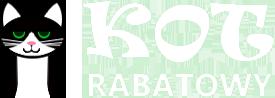 kot rabatowy logo stopka