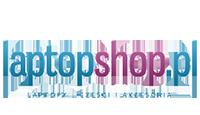 laptopshop logo kot rabatowy