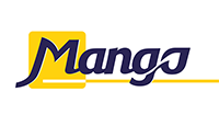 mango logo kot rabatowy