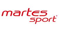 martes sport logo kot rabatowy
