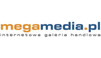 megamedia logo kot rabatowy