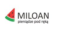 miloan logo kot rabatowy