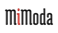 mimoda logo kot rabatowy
