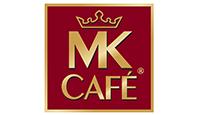 mk cafe logo kot rabatowy