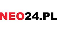 neo24 logo kot rabatowy
