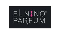 elnino parfum logo kot rabatowy