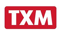 txm logo kot rabatowy