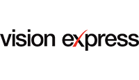 vision express logo kot rabatowy