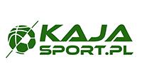 kajasport logo kot rabatowy