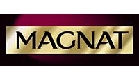magnat logo kot rabatowy