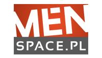 menspace logo kot rabatowy