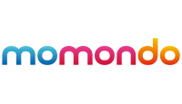 momondo logo kot rabatowy