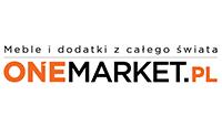 onemarket logo kot rabatowy