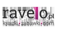 ravelo logo kot rabatowy