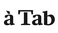 a tab logo kot rabatowy