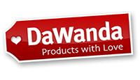 dawanda logo kot rabatowy