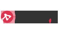 lampy logo kot rabatowy