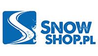 snowshop logo kot rabatowy