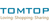tomtop logo kot rabatowy