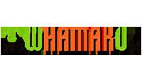 whamaku logo kot rabatowy