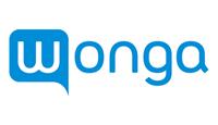 wonga logo kot rabatowy