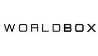 worldbox logo kot rabatowy