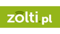 zolti logo kot rabatowy
