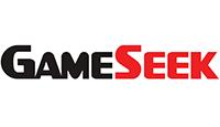 gameseek logo kot rabatowy