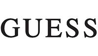 guess logo kot rabatowy