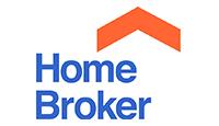 home broker logo kot rabatowy