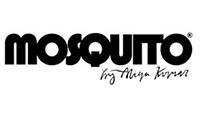 mosquito logo kot rabatowy