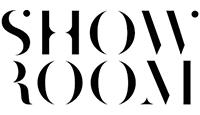 showroom logo kot rabatowy