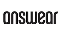 answear logo kot rabatowy