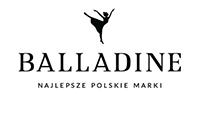 balladine logo kot rabatowy