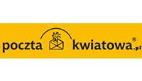 poczta kwiatowa logo kot rabatowy