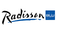 radisson blu logo kot rabatowy