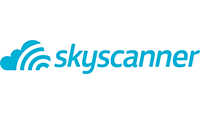 skyscanner logo kot rabatowy