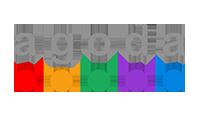 agoda logo kot rabatowy