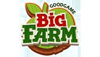 big farm logo kot rabatowy