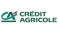 credit agricole logo kot rabatowy