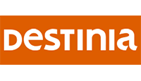 destinia logo kot rabatowy