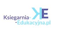 ksiegarnia edukacyjna logo kot rabatowy